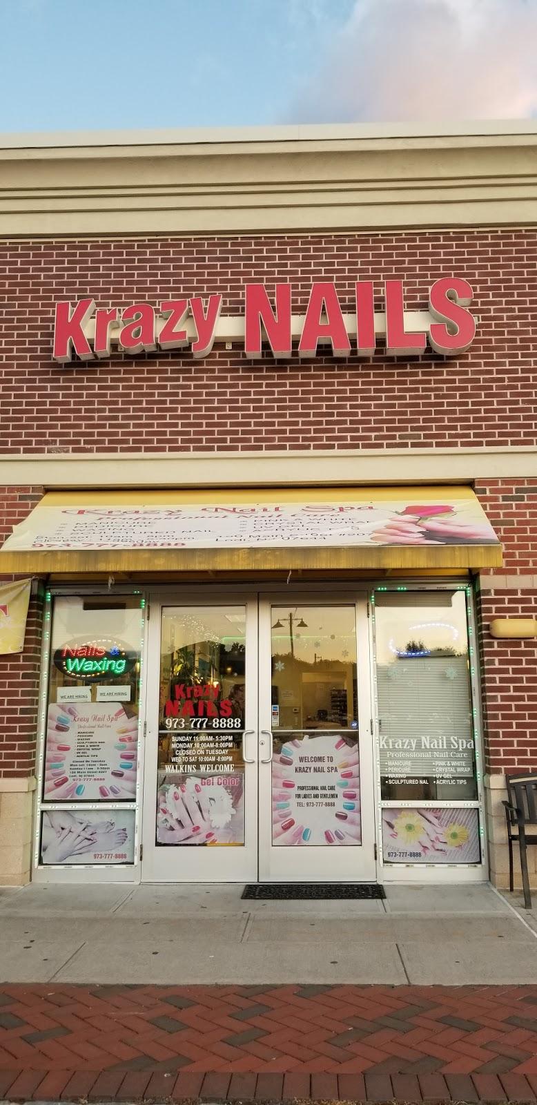 Nail Salon 07644  - Krazy Nails - Nail Salon in Lodi NJ 07644